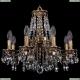 1771/8/150/A/FP Хрустальная подвесная люстра Bohemia Ivele Crystal (Богемия)
