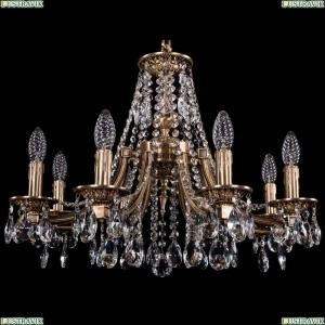 1771/8/190/A/FP Хрустальная подвесная люстра Bohemia Ivele Crystal (Богемия)