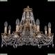 1771/8/190/C/FP Хрустальная подвесная люстра Bohemia Ivele Crystal (Богемия)