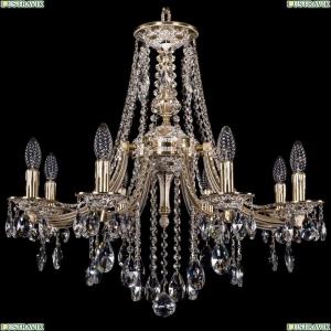 1771/8/220/B/GW Хрустальная подвесная люстра Bohemia Ivele Crystal (Богемия)