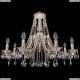 1771/8/270/A/GW Хрустальная подвесная люстра Bohemia Ivele Crystal (Богемия)