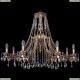 1771/8/340/A/FP Хрустальная подвесная люстра Bohemia Ivele Crystal (Богемия)
