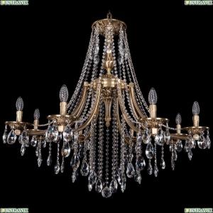 1771/8/340/B/FP Хрустальная подвесная люстра Bohemia Ivele Crystal (Богемия)