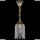 1778/11/GB/Drops Хрустальный подвес Bohemia Ivele Crystal