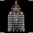 1778/14/FP/Drops Хрустальная подвесная люстра Bohemia Ivele Crystal (Богемия)