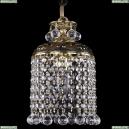 1778/14/GB/Balls Хрустальная подвесная люстра Bohemia Ivele Crystal (Богемия)