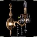 1800B/1/CK175IV/B/FP Хрустальное бра Bohemia Ivele Crystal (Богемия)