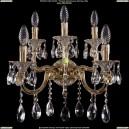 1800B/2+3/CK250IV+UP125IV/A/GW Хрустальное бра Bohemia Ivele Crystal (Богемия)