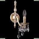 1871/1/150/B/GW Хрустальное бра Bohemia Ivele Crystal