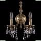 1871/2/150/B/GB Хрустальное бра Bohemia Ivele Crystal (Богемия)