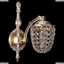 1872/1/150/GW Хрустальное бра Bohemia Ivele Crystal
