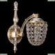 1872/1/150/GW Хрустальное бра Bohemia Ivele Crystal (Богемия)
