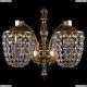 1872/2/150/GB Хрустальное бра Bohemia Ivele Crystal (Богемия)
