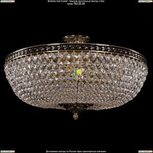 1915/60/Z/GB Хрустальная потолочная люстра Bohemia Ivele Crystal (Богемия)