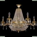 2022/75-60/G Хрустальная потолочная люстра Bohemia Ivele Crystal