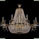 2022/85-60/GB Хрустальная потолочная люстра Bohemia Ivele Crystal
