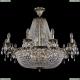 2022/95-70/GB Хрустальная подвесная люстра Bohemia Ivele Crystal (Богемия)