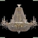 2022/95-70/GW Хрустальная потолочная люстра Bohemia Ivele Crystal