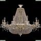 2022/95-70/GW Хрустальная подвесная люстра Bohemia Ivele Crystal (Богемия)