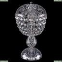 5010/22-42/Ni Хрустальная настольная лампа  Bohemia Ivele Crystal (Богемия)