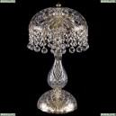 5011/22-42/G/Balls Хрустальная настольная лампа Bohemia Ivele Crystal (Богемия)