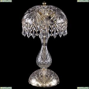 5011/22-42/G/Drops Хрустальная настольная лампа  Bohemia Ivele Crystal (Богемия)