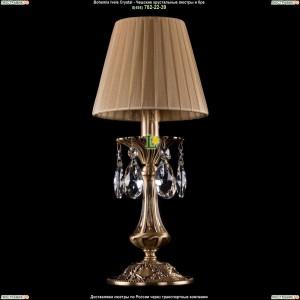 7001/1-30/FP/SH37 Хрустальная настольная лампа  Bohemia Ivele Crystal (Богемия)