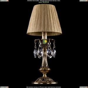 7001/1-30/GB/SH7 Хрустальная настольная лампа  Bohemia Ivele Crystal (Богемия)