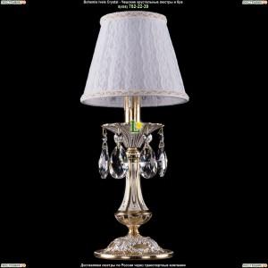 7001/1-30/GW/SH13A Хрустальная настольная лампа  Bohemia Ivele Crystal (Богемия)