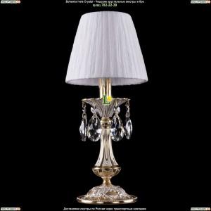 7001/1-30/GW/SH32 Хрустальная настольная лампа  Bohemia Ivele Crystal (Богемия)