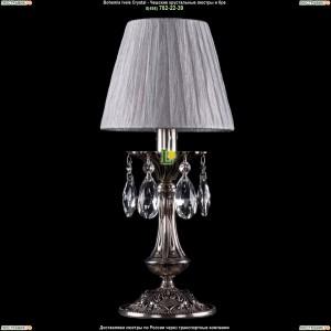 7001/1-30/NB/SH6 Хрустальная настольная лампа  Bohemia Ivele Crystal (Богемия)