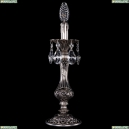 7003/1-33/NB Хрустальная настольная лампа Bohemia Ivele Crystal (Богемия)