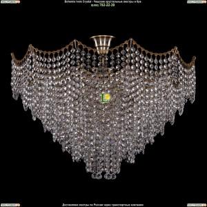 7707/13/Pa Хрустальная подвесная люстра Bohemia Ivele Crystal (Богемия)