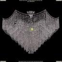7707/15/Ni Хрустальная подвесная люстра Bohemia Ivele Crystal