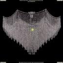 7707/17/Ni Хрустальная подвесная люстра Bohemia Ivele Crystal