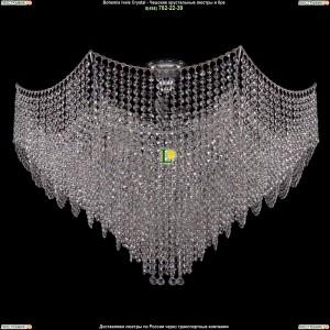 7707/17/Ni Хрустальная подвесная люстра Bohemia Ivele Crystal (Богемия)