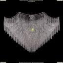 7707/19/Ni Хрустальная подвесная люстра Bohemia Ivele Crystal