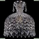 7715/22/1/Pa/Drops Хрустальная подвесная люстра Bohemia Ivele Crystal (Богемия)