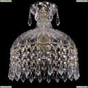7715/22/1/G/Drops Хрустальная подвесная люстра Bohemia Ivele Crystal (Богемия)