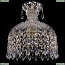 7715/22/1/G/Drops Хрустальный подвес Bohemia Ivele Crystal