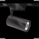 TR003-1-40W4K-B Однофазный LED светильник 40W 4000К для трека Maytoni (Майтони), Track lamps