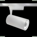 TR003-1-40W3K-W Однофазный LED светильник 40W 3000К для трека Maytoni (Майтони), Track lamps