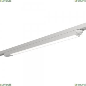 TR000-1-15W3K-W Трековый светильник 15W 3000К для магнитного шинопровода Maytoni (Майтони), Single phase track system