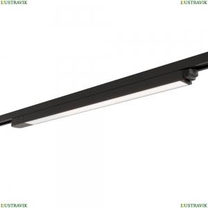 TR000-1-15W3K-B Трековый светильник 15W 3000К для магнитного шинопровода Maytoni (Майтони), Single phase track system