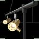 MOD128PL-06GB Подвесной светильник с поворотными плафонами Maytoni (Майтони), Rami