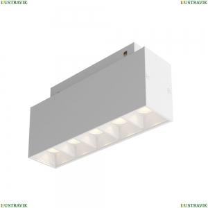TR014-2-10W3K-W Трековый светильник 11W 3000К для магнитного шинопровода Maytoni (Майтони), Points