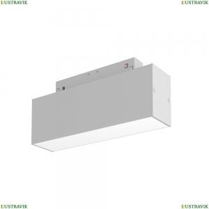 TR012-2-7W3K-W Трековый светильник 7W 3000К для магнитного шинопровода Maytoni (Майтони), BASIS