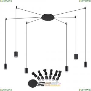 357937 Подвесной светодиодный светильник Novotech (Новотех), Web