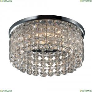 369441 Встраиваемый светильник Novotech (Новотех), PEARL ROUND