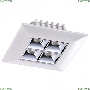 357833 Встраиваемый светодиодный светильник Novotech (Новотех), Antey